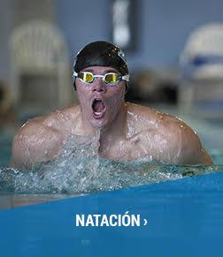 becas deportivas natación