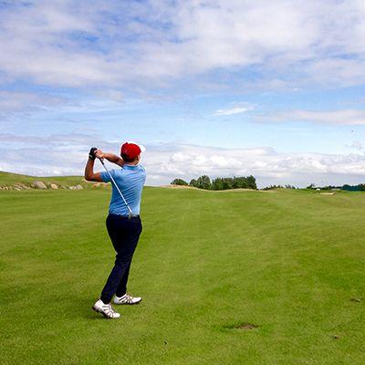 Becas Deportivas Golf